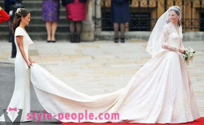 Pippa middleton hochzeitskleid preis
