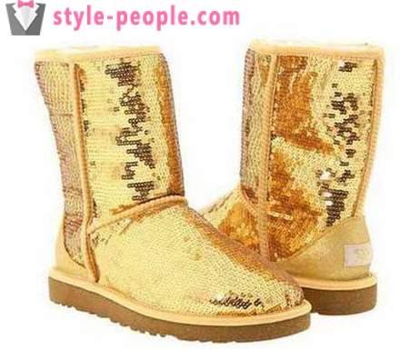 Von dem, was UGG Stiefel im Winter zu tragen? Kurzer uggs